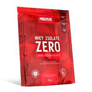 10 x Zero Whey Isolate 25 g