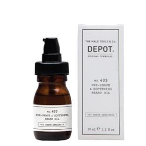 403. Pre-Shave & Softrning Beard Oil
