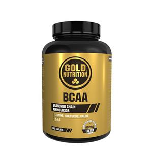 BCAAs 180 comprimidos GoldNutrition