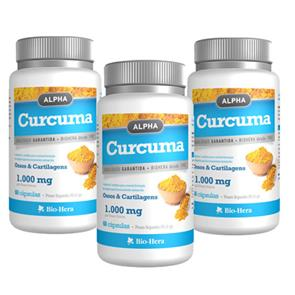 Curcuma - Alpha - PAGUE 2 LEVE 3