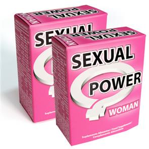 Pack 2 Sexual Power Woman