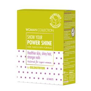Power Shine - Woman Collection GoldNutrition