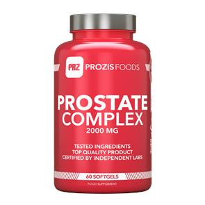 Prostate Complex 2000 mg - 60 Softgels