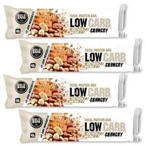 Total Protein Bar Low Carb Crunchy - 4 unid.