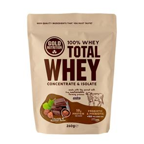 Total Whey GoldNutrition - 260G