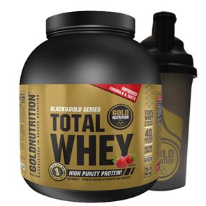 Total Whey GoldNutrition 2kg - Outlet