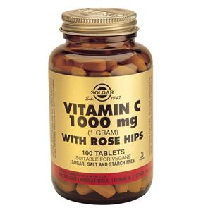 Vitamina C 1000mg - Solgar