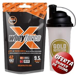 Whey Extreme Force GoldNutrition - 2Kg