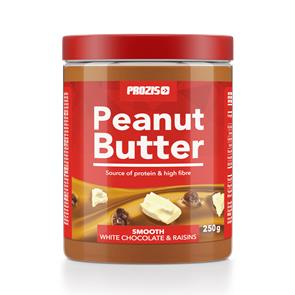White Chocolate and Raisins Peanut Butter 250g