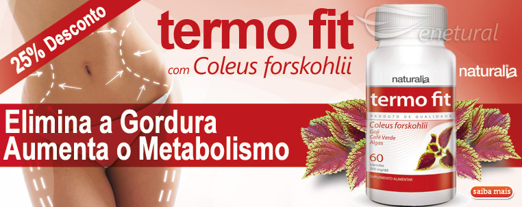 Termo Fit Naturalia 25% EXTRA